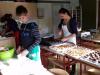 Kuharske priprave na bazar